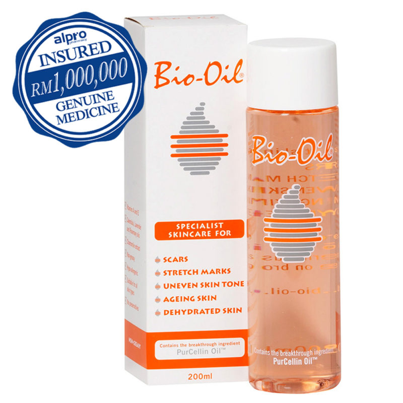 Bio-oil (200ml) For Stretch Marks (mfg Date: 11/2019)