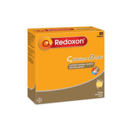 Redoxon Cal-d-vita Effervescent 3x10s