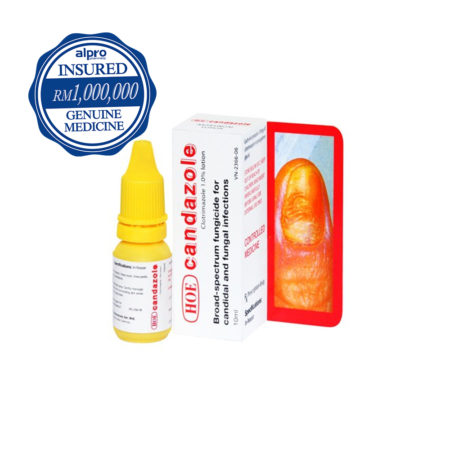 Candazole Lotion 1% 10ml