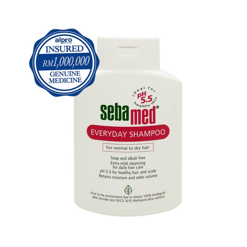 Sebamed Everyday Shampoo (200ml)