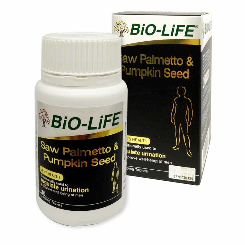 Bio-life Saw Palmetto+ Pumpkin (30s)