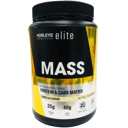 Horleys Awesome (elite) Mass Vanilla Deluxe 750g