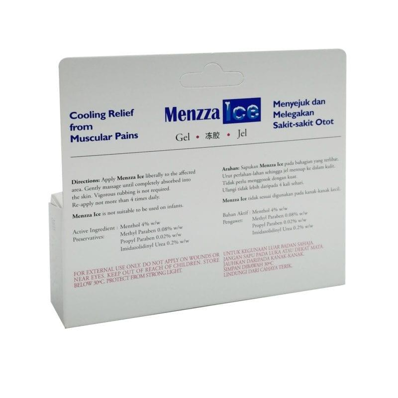 Menzza Ice Gel 25g