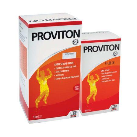 Proviton 100s With 30s
