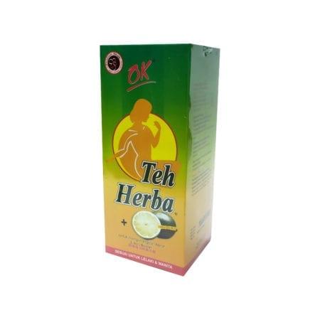 Orang Kampung Herbal Tea&limau Purut 3g 25s