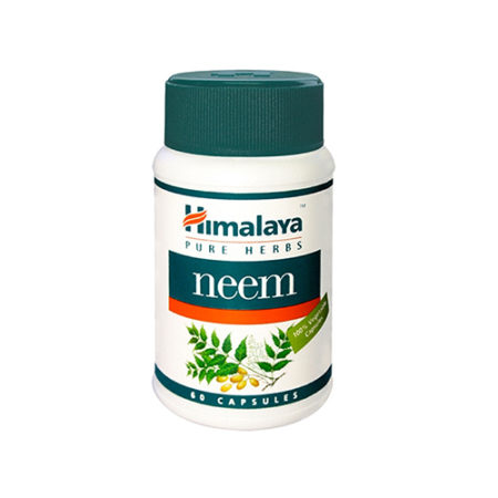 Himalaya Neem For Skin Health (60s)
