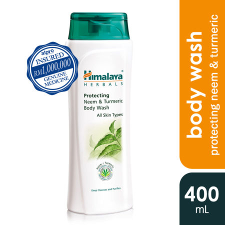 Himalaya Neem &tumeric Body Wash 400ml