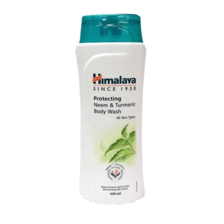 Himalaya Neem & Tumeric Body Wash 400ml