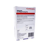 S&n Primapore Low Allergy Dressing Strips 6cmx1m 1s