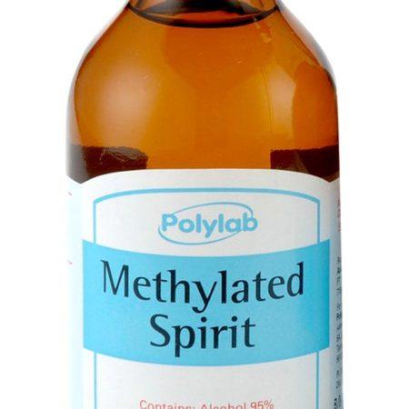 Polylab Methylated Spirit 100ml