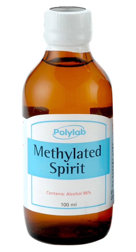 Polylab Methylated Spirit 100ml
