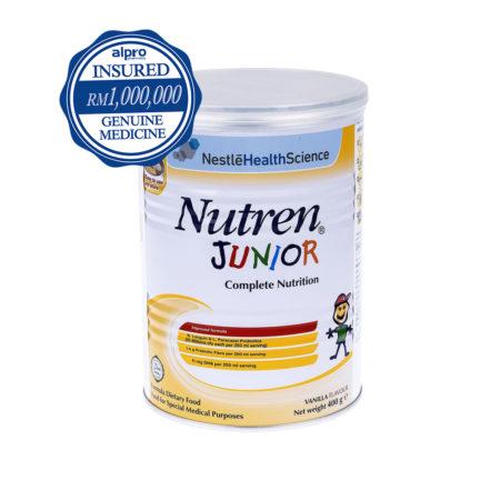 Nestle Nutren Junior Complete Nutrition 400g
