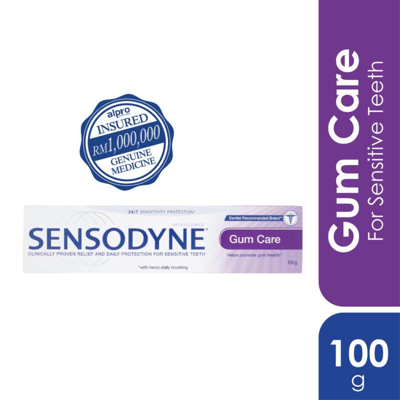 Sensodyne Promo Gum Care 100g