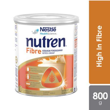 Nestle Nutren Fibre 800g | Gut Health
