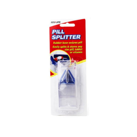 Acu-life Pill Splitter Clear