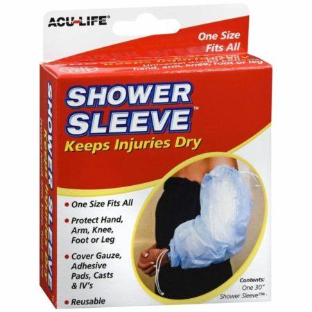 Acu-life Shower Sleeve