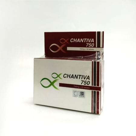 Chantiva Haruan 750mg 30s