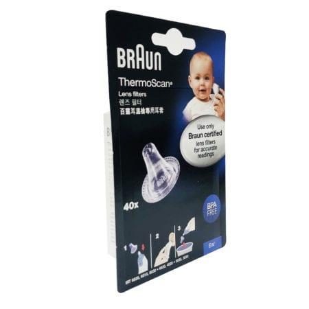 Braun Thermoscan Probe Cover Lf 40s