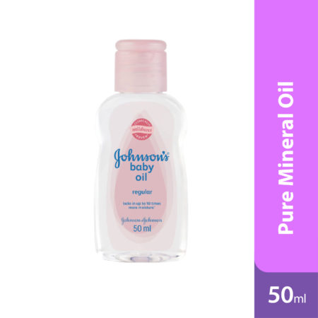 Johnsons Baby Oil 50ml
