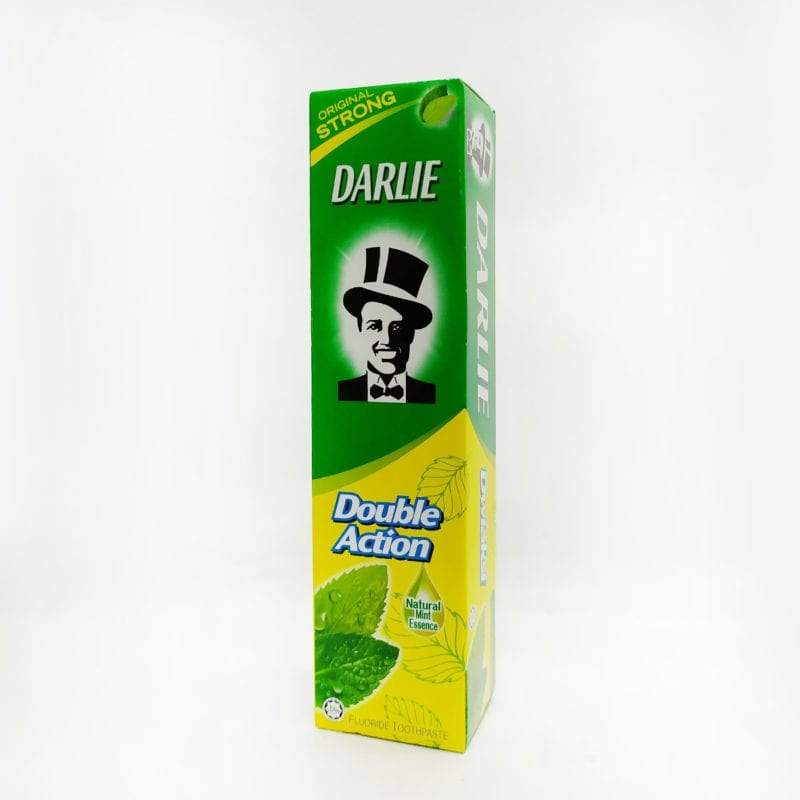 Darlie Double Action Strong Mint Toothpaste 75g
