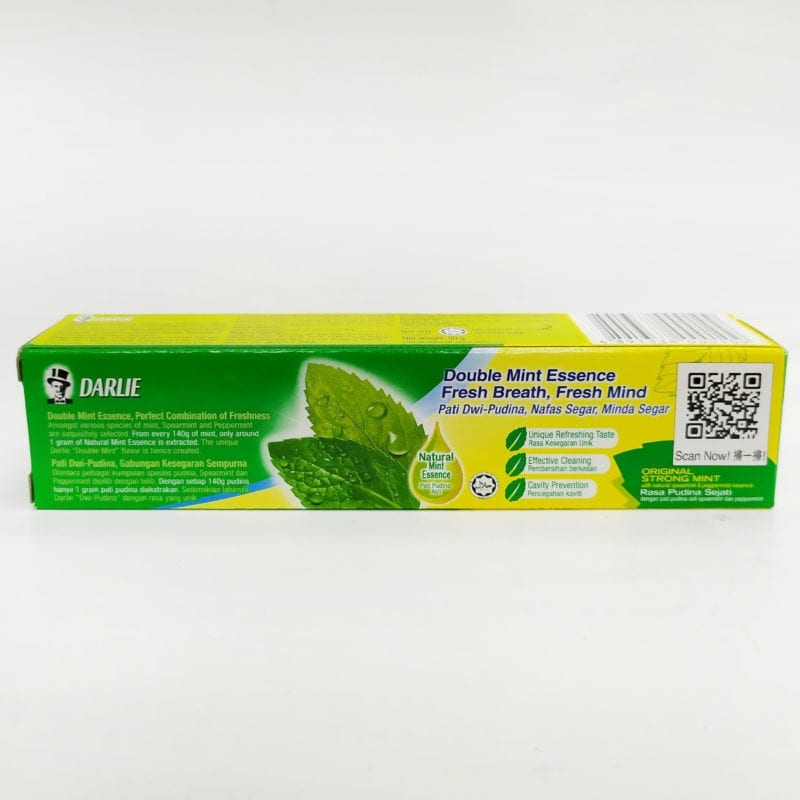 Darlie Double Action Strong Mint Toothpaste 50g