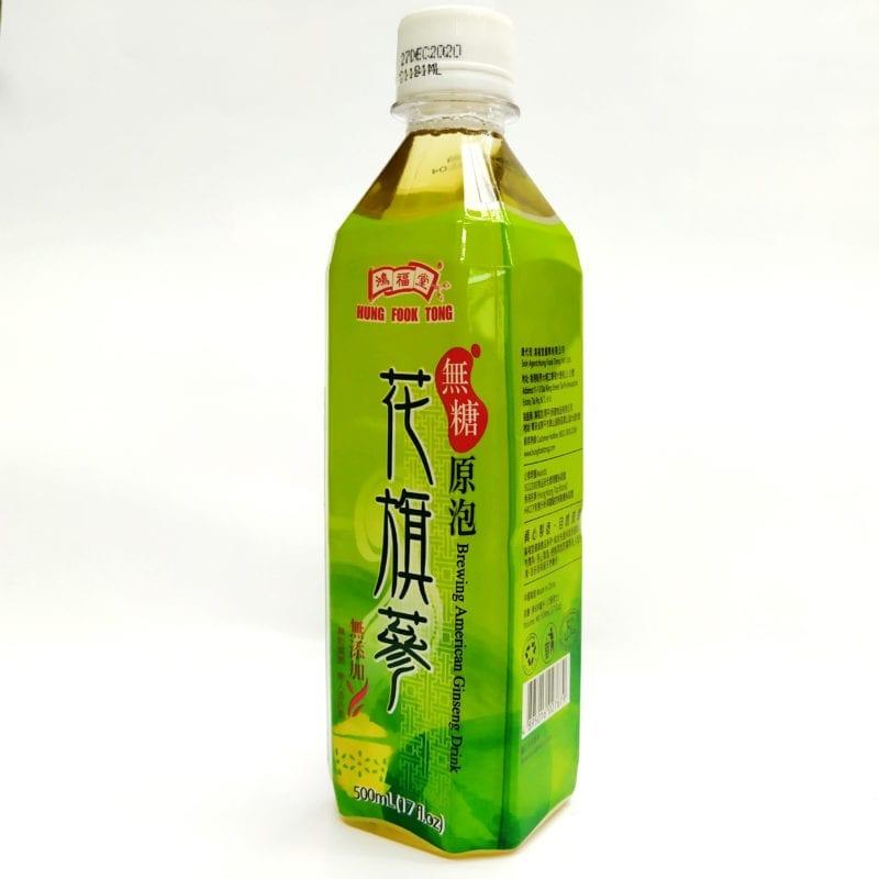 Hung Fook Tong American Ginseng W/honey Drink 500ml