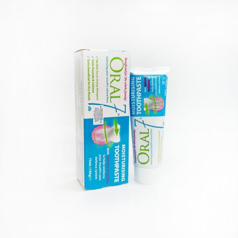 Oral 7 Moisturising Toothpaste (adult) 105gm