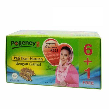 Polleney Pati Ikan Haruan + Gamat (70ml X 6s)