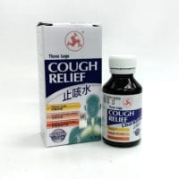 3 Legs Cough Relief 60ml