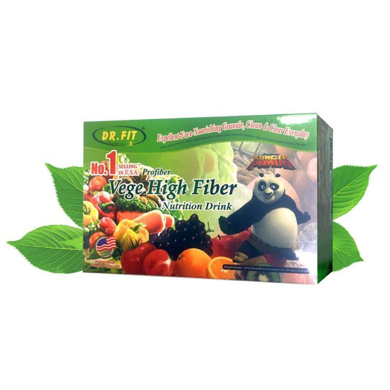 Dr.fit Vege High Fiber 12g 15s