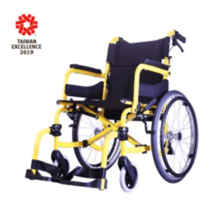"【RM200 OFF】Soma Sm-250.5-f20-18"" Wheelchair / Kerusi Roda"