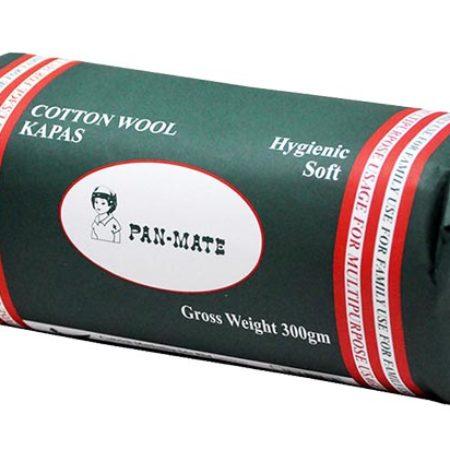 Pan-mate Cotton Wool 300g