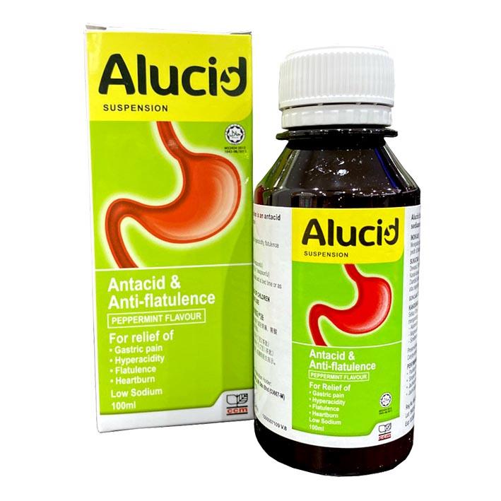 Alucid Suspension 100ml