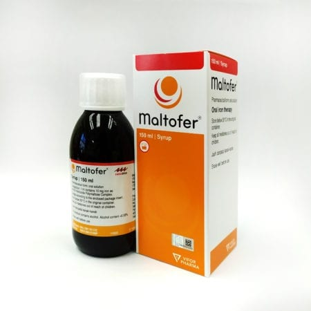 Maltofer Oral Iron Therapy 150ml
