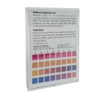 Johnson Test Paper Universal Indicator Strips Ph 0-14 100s