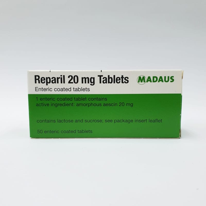Reparil 20mg 5x10s