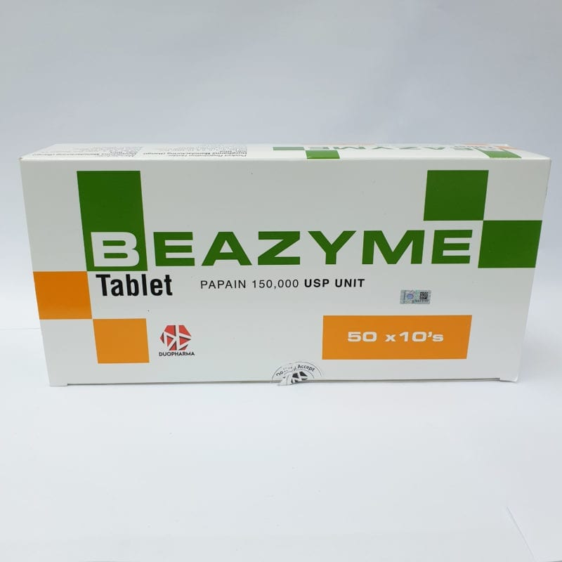 Beazyme 50x10s
