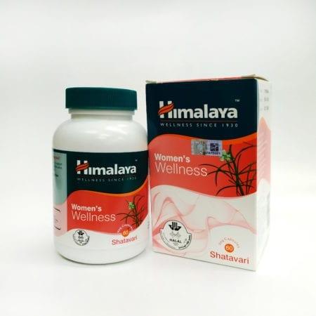 Himalaya Women's Wellness (shatavari) 60s