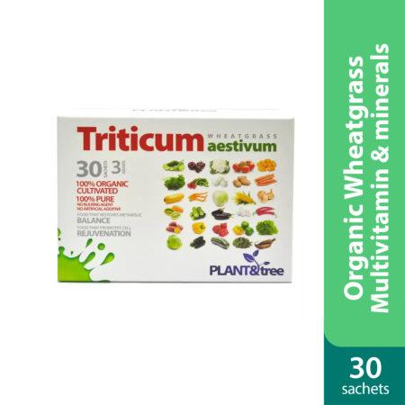 Triticum Aestivum 3g 30s