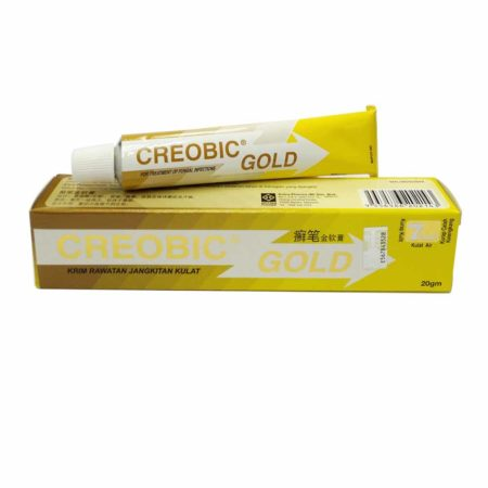 Creobic Gold Cream 20g