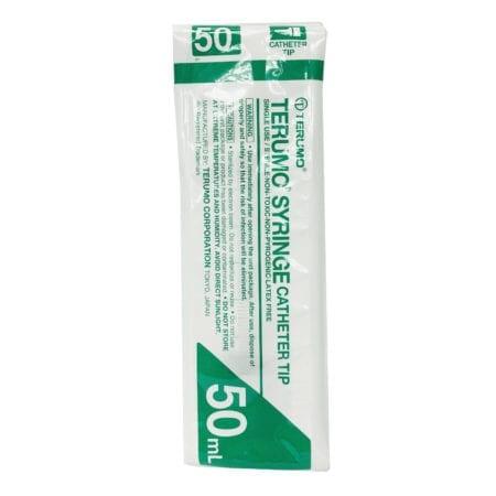 Terumo Syringe Catheter Tip 50ml 1s