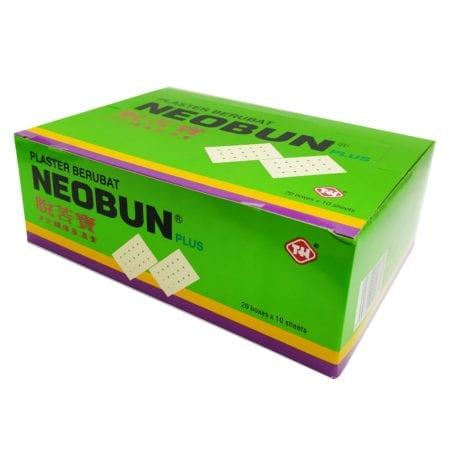 Neobun Plaster 20x10s