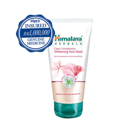 Himalaya Complexion Whitening Face Scrub (150ml)