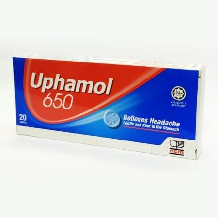 Uphamol 650 2x10s