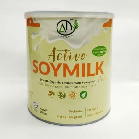 Activelife Active Soymilk 600g