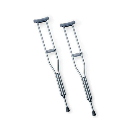 【34% OFF】Lifeline Shoulder Crutches, Adult / Tongkat Ketiak
