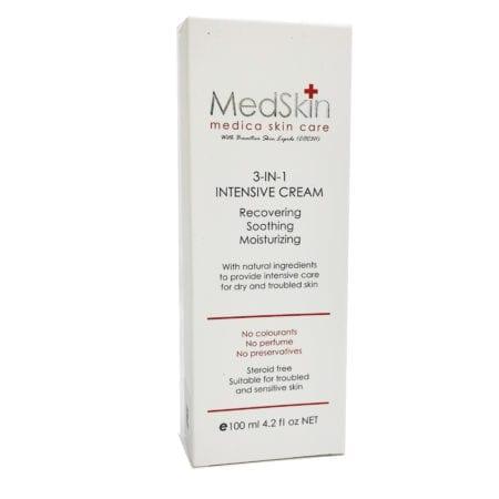 Medskin 3 In 1 Intensive Cream 100ml