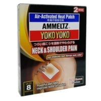 Ammeltz Yoko-yoko Neck & Shoulder Pain Heat Patch 2s