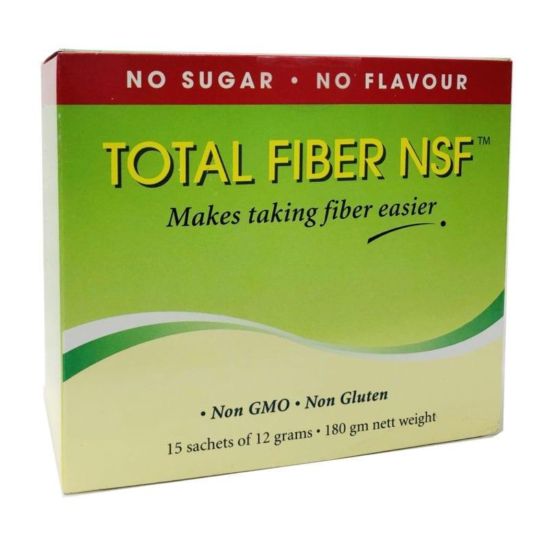 Total Fiber Nsf 12g 15s