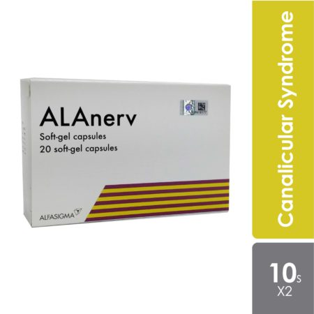 Alanerv Caps 2x10s